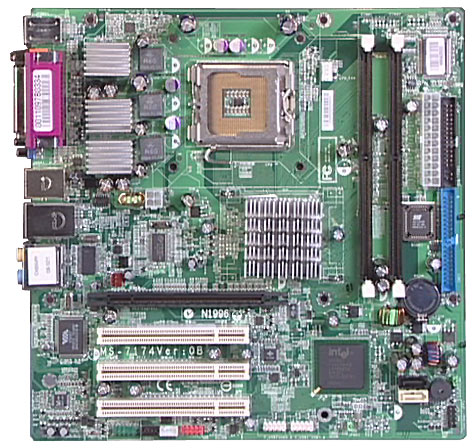 ms 7174 motherboard: