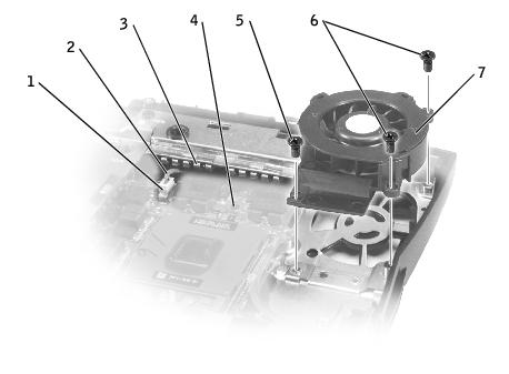 hybrid cooling fan dell latitude c640 service manual rh elhvb com Dell Latitude D630 Manual Dell Latitude Laptop